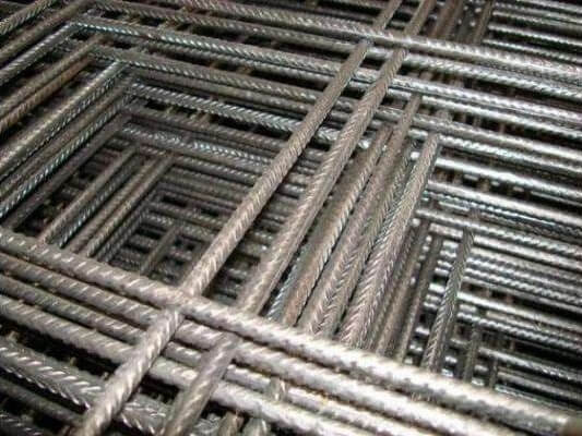 Concrete Reinforcing Welded Mesh Rebar Deformed Welded Mesh