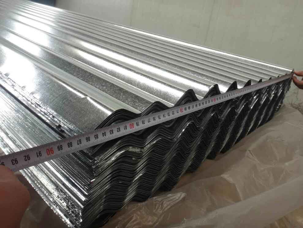 Galvanized Metal Roofing Sheets Amigomachinery